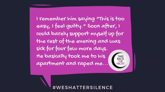 30 years old in Spring Lake, MI | #WeShatterSilence