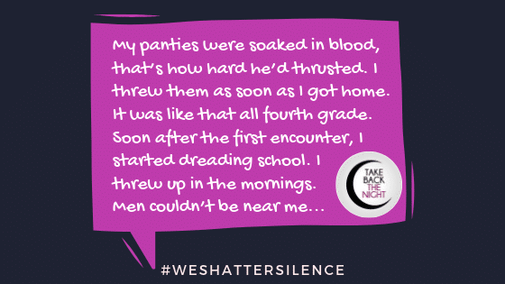17 Years Old In Laredo, TX | #WeShatterSilence | Let This Story Be Heard By Clicking Share