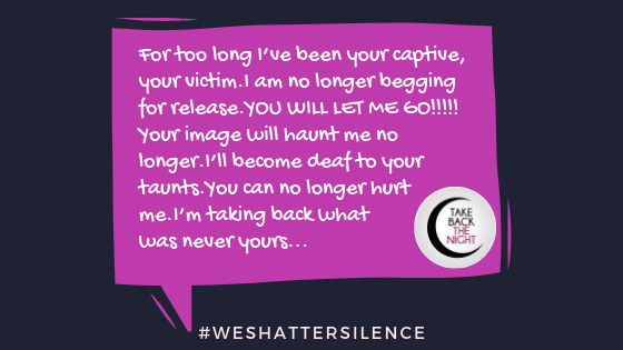 24 Years Old in Beaverton, OR | #WeShatterSilence | Let This Story Be Heard By Clicking Share