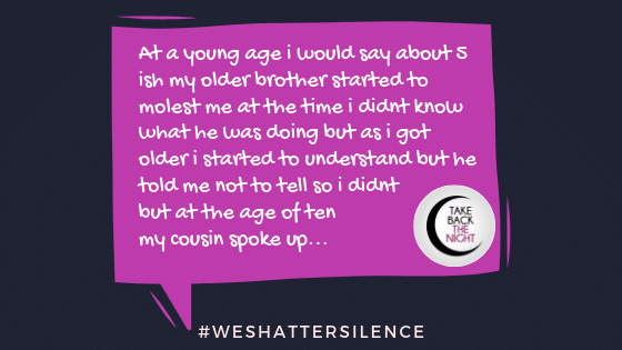 14 Years Old in Spring, Texas | #WeShatterSilence | Let This Story Be Heard By Clicking Share