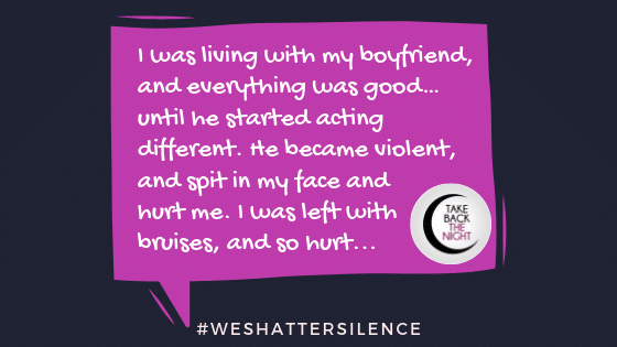 17 Years Old in Clifton Park, NY | #WeShatterSilence | Let This Story Be Heard By Clicking Share