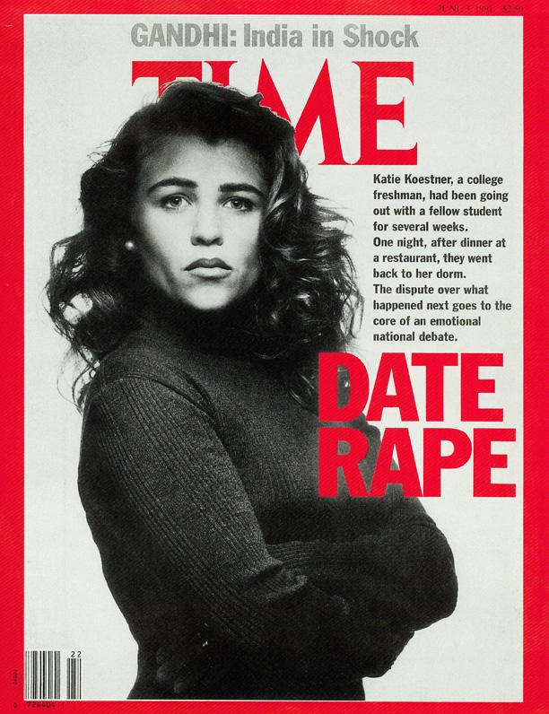 TIME Magazine Katie Koestner