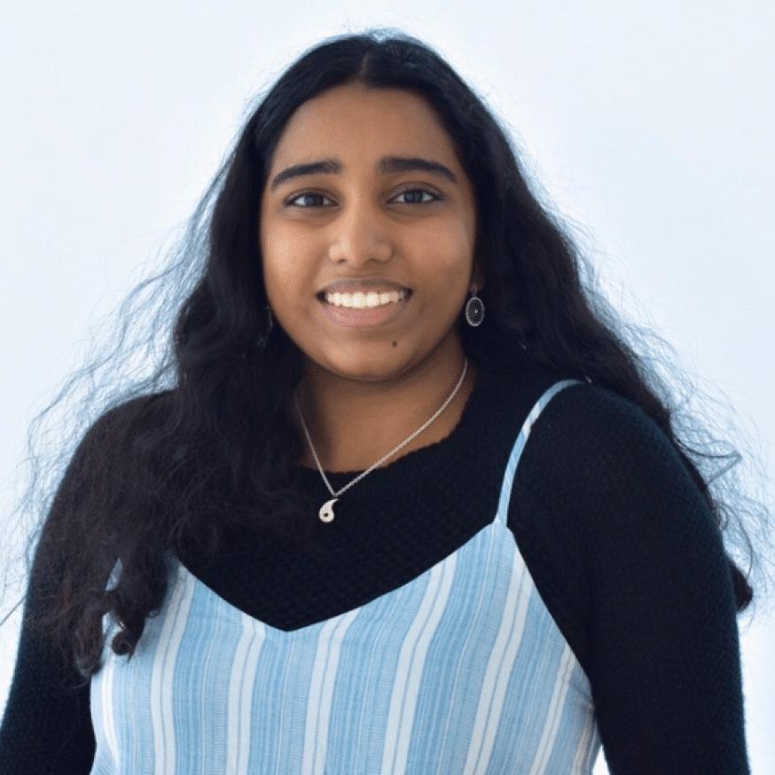 Lahari Ramagiri (she/her)